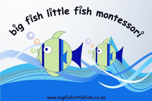 Big Fish Little Fish Montessori